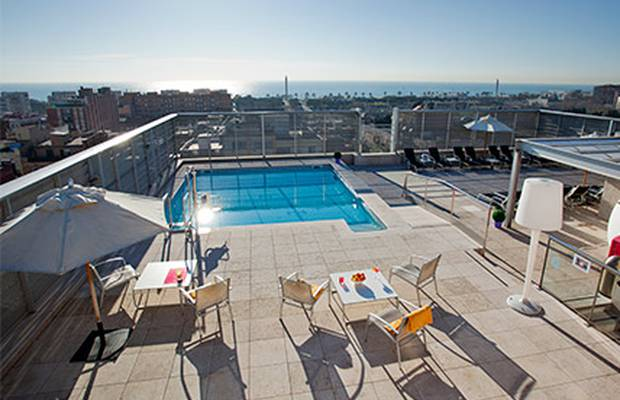 Stay for longer hotel ilunion barcelona