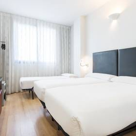 Triple Room ILUNION AQUA 3