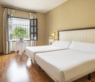 Double room 2+1 ilunion mijas hotel