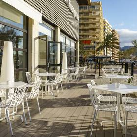 Outdoors hotel ilunion fuengirola