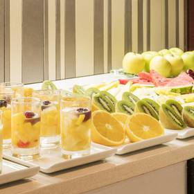 Breakfast buffet ilunion golf badajoz hotel ilunion golf badajoz