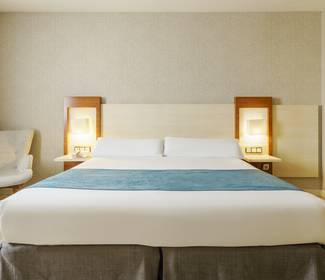 Corporate single room hotel ilunion fuengirola
