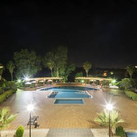 Swimmingpool ilunion golf badajoz hotel ilunion golf badajoz