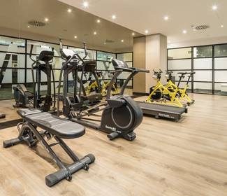 Gym hotel ilunion pío xii madrid