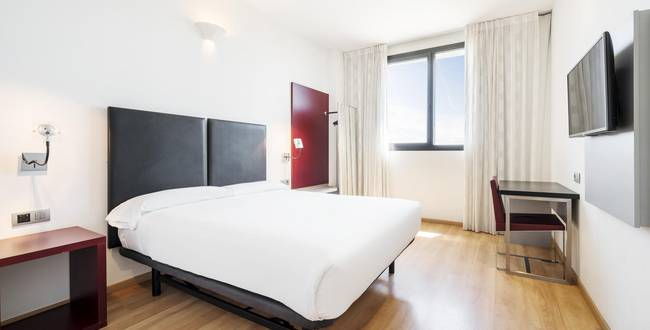Double Room ILUNION AQUA 3